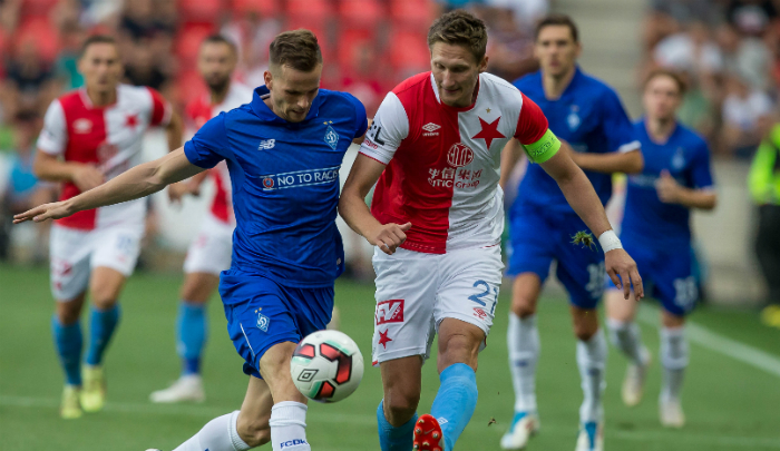 Hušbauer equalized against Dynamo in the added time